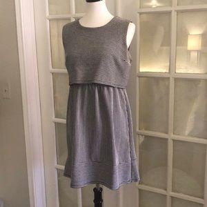 Xhilaration Striped Dress Size Large
